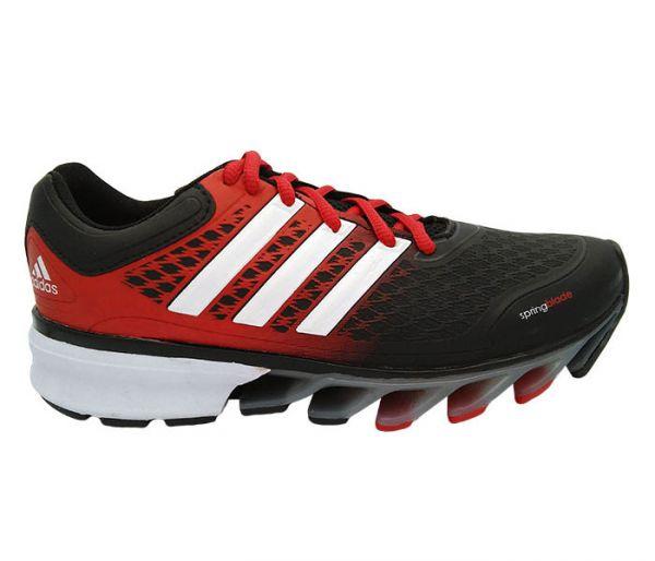 tênis adidas springblade ff preto e vermelho